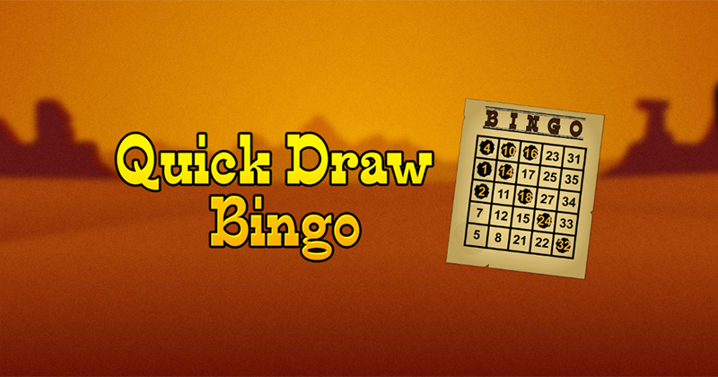 Quick Draw Bingo