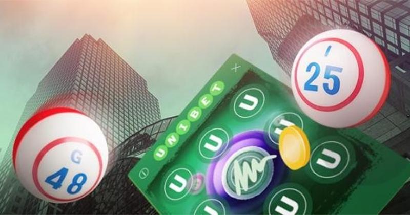 Unibet Bingo kraapekaardid juulis