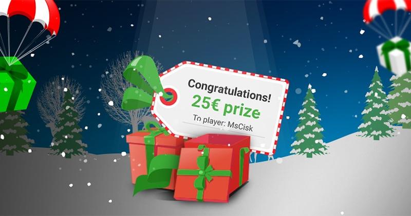 Unibeti Bingo jõulukampaania