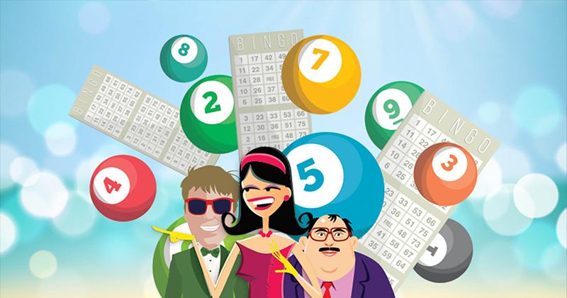 Paf Bingo suveloos - iga nädal 500 Paf Bingo Variant piletit